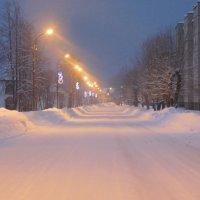 Под Новый Год... :: Полина