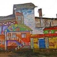 Что нам стоит дом построить, Нарисуем, будем жить. :: Александр Корчемный