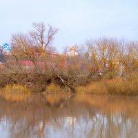 Большой воды в этом году не предвидится :: Алексей Ник