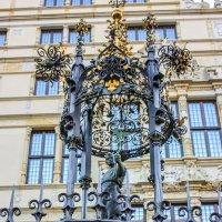 Волшебный фонтан :: Gennadiy Karasev