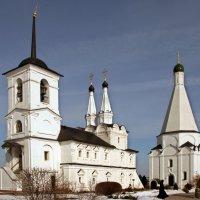 Спас на Угре :: Алексей Дмитриев