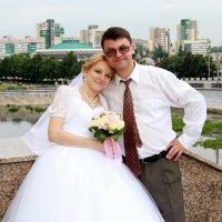 Свадьба жених и невеста :: Феликс Кучмакра