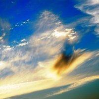 небесный пейзаж...Тюмьпан :: Александра Полякова-Костова