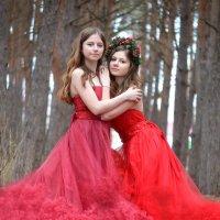 Подруги :: Виктория Зайцева