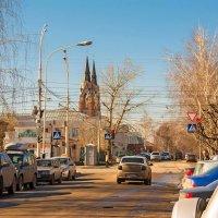 Весна в Тамбове :: Александр Тулупов