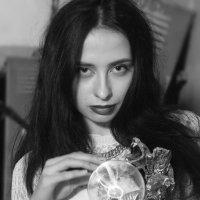 девушка с шаром :: Андрей Дружинин