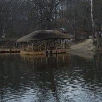 Дом у озера :: алексей розторгуев
