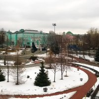 Из зимнего... :: Николай Дони