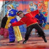 В ритме танца :: Андрей Заломленков