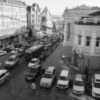 Владивосток - город джипов) :: Sofia Rakitskaia