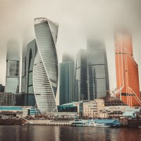 Moscow city :: Lasc1vo Артёмин