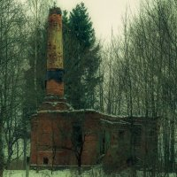 Паровая водокачка :: Вячеслав Аржанухин