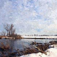 Март тем хорош, что зимнее не гонит ... :: Евгений Юрков