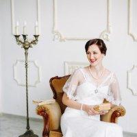 Невеста в стиле 30х годов :: Натали Иванова