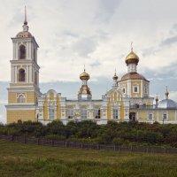Церковь Смоленской иконы Божьей Матери В Оковцах :: Анатолий Максимов