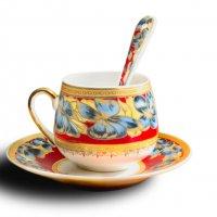 Чашка на белом Фоне :: Сергей Черепанов