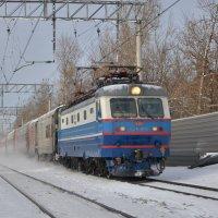 Электровоз ЧС2К-904 :: Денис Змеев