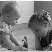 сестренки :: Жанна Корбакова