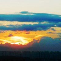 закат :: Александра Полякова-Костова