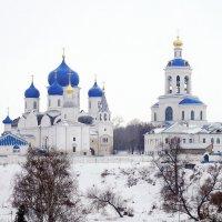 Боголюбский женский монастырь. :: Юрий Шувалов
