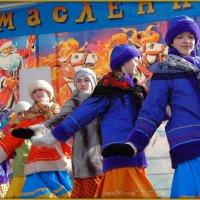Прощай, Масленица! :: Андрей Заломленков