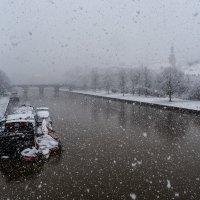 снегопад... :: igor G.