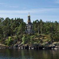 Ладожское озеро остров Валаам. :: АЛЕКСАНДР СУВОРОВ