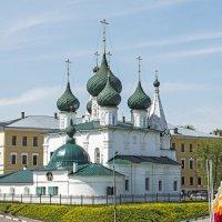 Церковь Спаса на Городу  -   Ярославль :: Олег Савин