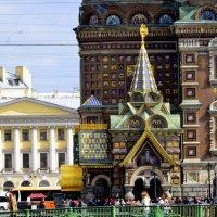 Набережная канала Грибоедова :: Сергей