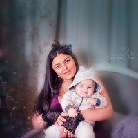 Молодая мамочка! :: Ольга Егорова