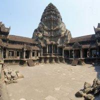Angkor Wat 2-й уровень :: Анатолий Малевский