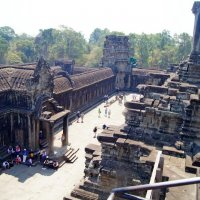 Angkor Wat 3 :: Анатолий Малевский