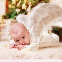 Ангел родился! :: Ольга Егорова