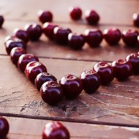 Вишневое сердце :: Анна Ларина
