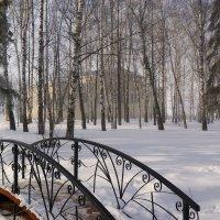 Ильинский в марте :: Валерий Симонов