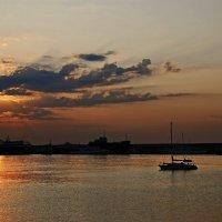История  кораблика, который заблудился... :: BoykoOD