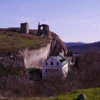 крепость Каламита и Свято- Климентовский монастырь :: Андрей Козлов