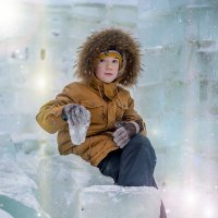 Ледяное царство :: Наталия Анфиногентова