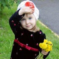 Первые цветы :: Наталия Григорьева