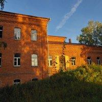 Старая школа :: Валерий Талашов