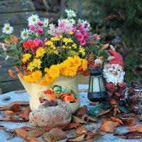 Осенью в саду! :: Светлана Масленникова