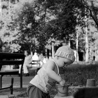 Серёжка. :: Андрей Уткин