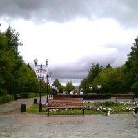 на площади :: НАДЕЖДА КЛАДЧИХИНА