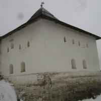 Вязьма. Спасская башня 17 в. :: Марина Домосилецкая