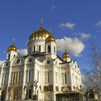Храм Христа спасителя :: Екатерррина Полунина