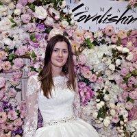 невеста и цветы :: Юлия Качимская