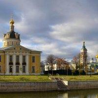 Храмовый комплекс Рогожской слободы :: Евгений Голубев