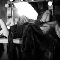 Черное-белые чудеса :: Виктория Грибина