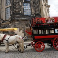 Прогулки по Дрездену... :: Алёна Савина