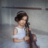 Маленькая Балерина :: Анна Локост